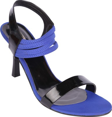 Indulgence Women Blue Heels