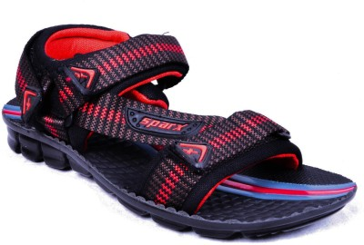 fb693da1d Sparx Men Black Red Sports Sandals available at Flipkart for Rs.439