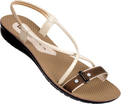 Buy VKC Girls Flats(Brown) on Flipkart