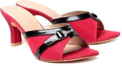 Nell Women Red Heels