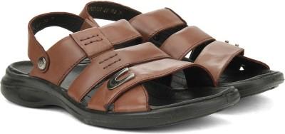Woodland Men BROWN Sports Sandals at flipkart