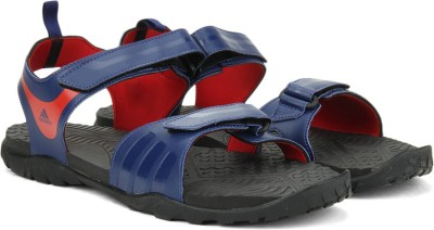 Nombre provisional repollo Oblongo  Buy ADIDAS ESCAPE 2.0 MS Men Blue, Red Sports Sandals on Flipkart |  PaisaWapas.com