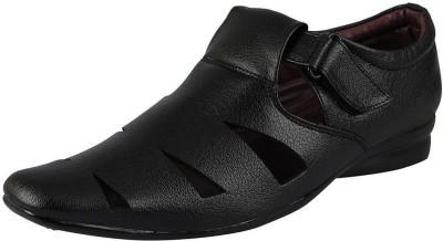 ea48269c7922 Buy FAUSTO Men Black Sandals on Flipkart