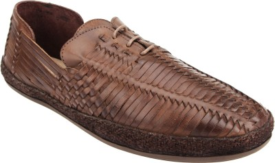 ESTD. 1977 Men BROWN Sandals at flipkart