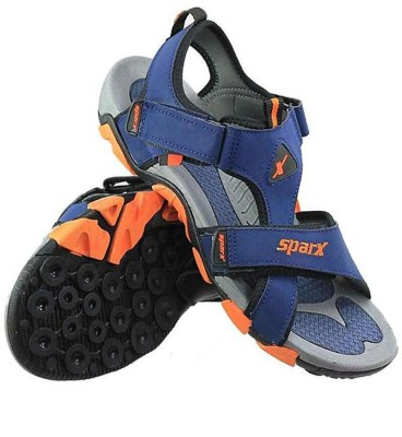 17c4b5aa37f 25% OFF on Sparx Men Navy Blue Sports Sandals on Flipkart ...