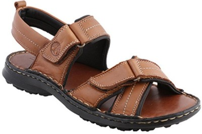Ventoland Men Tan Sandals at flipkart