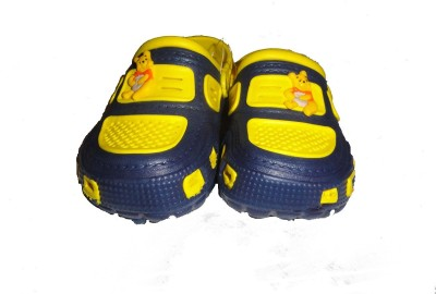 Pu Assma Boys & Girls Clogs