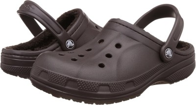 Crocs Men Espresso/Espresso Sandals at flipkart