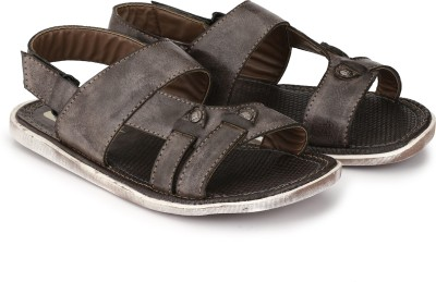 Prolific Men Brown Sandals