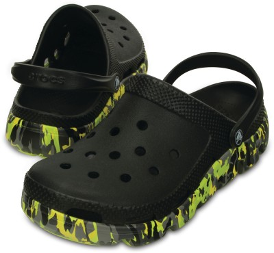 Crocs Boys & Girls Sports Sandals at flipkart