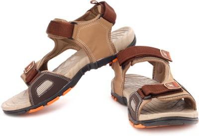 Sparx Sparx Men SS-604 Brown Camel Floater Sandals Men Multicolor Sports Sandals at flipkart