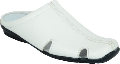 Lavista Men White Flats at flipkart