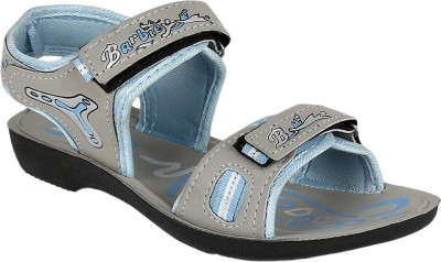 Oricum Women Grey & Blue Sports Sandals