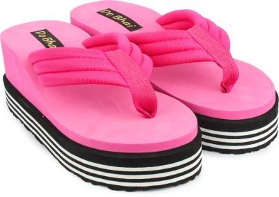 Do Bhai Women Pink Heels Do Bhai Heels