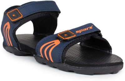 d7397e26e 12% OFF on Sparx Men Blue Sandals on Flipkart