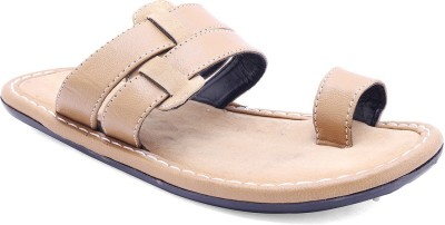 Ridhi Sidhi Men Brown; Black Sandals  available at flipkart for Rs.199