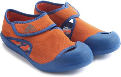 Adidas Boys & Girls Sports Sandals at flipkart