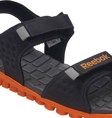 Reebok Men GRAVEL/FLAT GREY/NACHO Sports Sandals