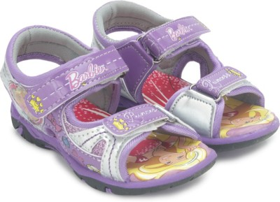 Barbie Girls Sports Sandals(Purple)