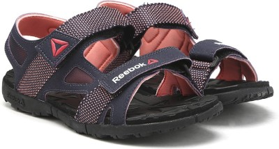 e3e3ae4bef7845 Reebok Men COLL NAVY YELLOW GRAVEL Sports Sandals Best Price in ...