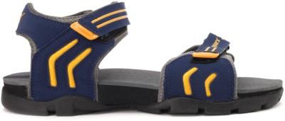 Sparx Men Navy Blue Grey Sports Sandals  available at flipkart for Rs.658
