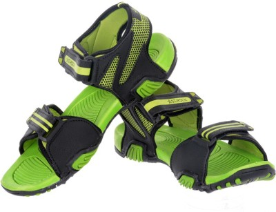 Per Te Solo Men Green Sandals
