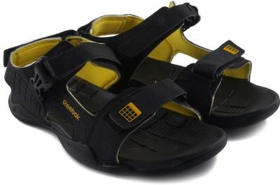 d827ace3e 50% OFF on REEBOK Men NAVY BLK BLUE Sports Sandals on Flipkart ...