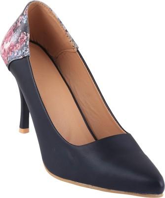 Go India Store Women Black Heels