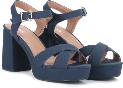 QUPID Women ROBLNU Heels