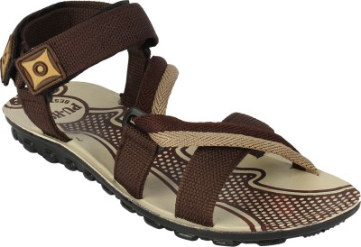 Oricum Men Brown Sandals  available at flipkart for Rs.198