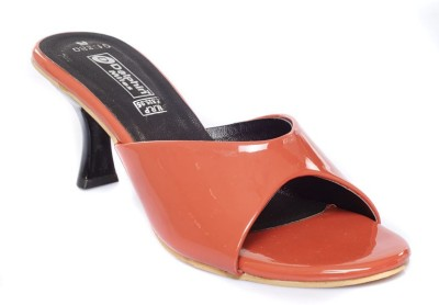 Dolphin Miles Women Pink Heels  available at flipkart for Rs.399