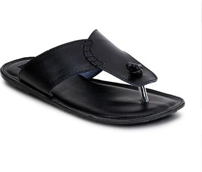 Get Glamr Men Black Sandals at flipkart