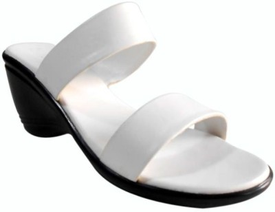 Lily Women White Wedges Lily Wedges