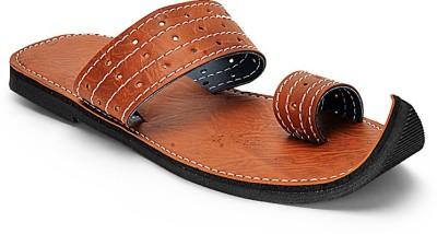 Paduki Men Tan Sandals at flipkart