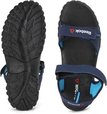 Reebok Men COL NAVY/FAROUT BLUE/BLK Sports Sandals