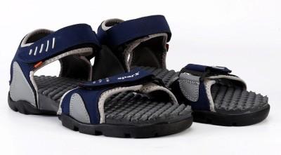 Sparx Men Navy Blue Grey Sports Sandals  available at flipkart for Rs.719