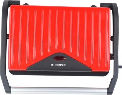 Pringle GM-704 Grill(Red) at flipkart