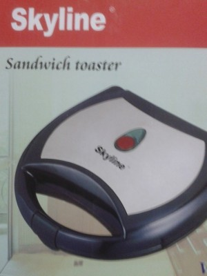Skyline VT 2096 2 Slice Sandwich Maker