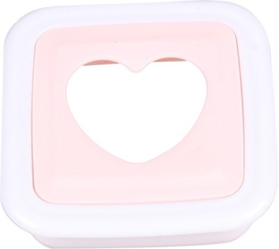 Shopo Heart Shaped Sandwich Toaster Maker Bread Cutter Chopper(Multicolor)  available at flipkart for Rs.249