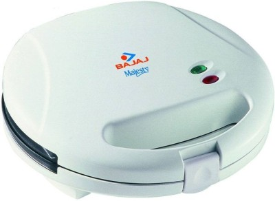 Bajaj Majesty 2 Grill Sandwich Toaster Grill, Toast(White) at flipkart