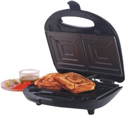Borosil Krispy Duo Toast(Black) at flipkart
