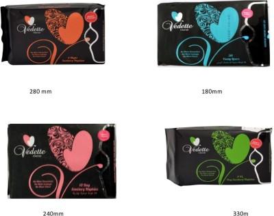 Pure Natural Health combo Sanitary Pad(Pack of 32)