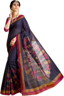 Sunaina Printed Fashion Art Silk Saree