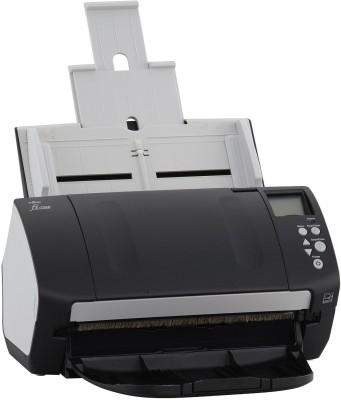Fujitsu Image SCanner Fi7160 Scanner(Black) at flipkart
