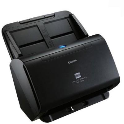 Canon DR Scanner DRC 240 Scanner(Black & Grey)
