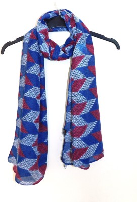 Sri Belha Fashions Geometric Print Poly Cotton Women