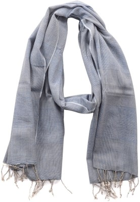 Dushaalaa Striped Coton Women's Scarf