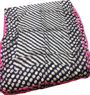 KaSikh Polka Print Cotton Blend Women Stole