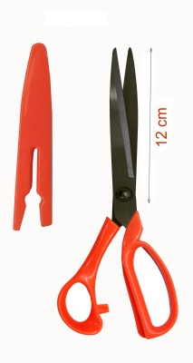 Styler K31 Cover scissor Orange scissors(Set of 1, Orange)  available at flipkart for Rs.119