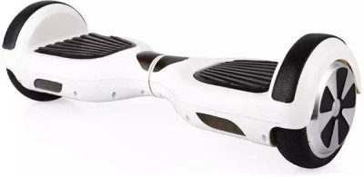 Infinitycarts Electric Scooter Self Balancing Scooter(White) at flipkart